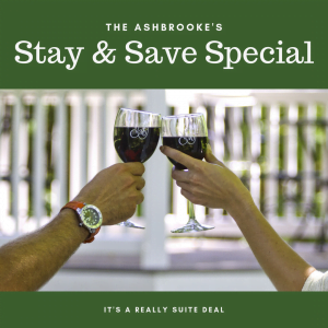 The Ashbrooke Stay and Save Special