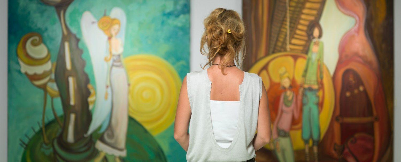 Frykman Studio Gallery