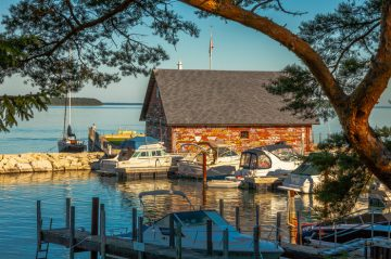 Anderson-Dock-Door-County
