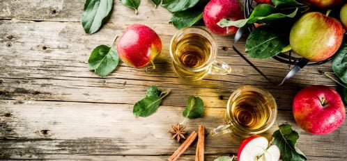Island Orchard Cider has the freshest, most crisp cider in Door County